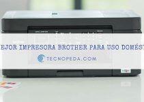 La mejor impresora Brother para uso doméstico