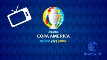 Logotipo Copa América 2021
