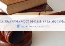 La transformación digital en la abogacía