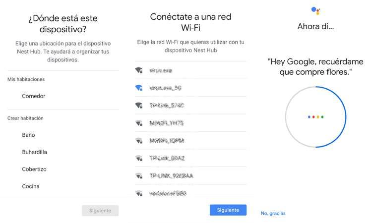 Conectar el dispositivo a una red wifi