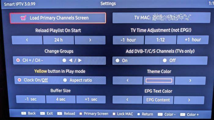 Configurar Smart IPTV