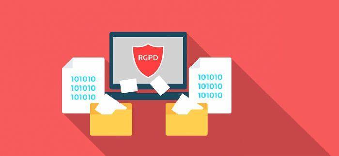 Aviso legal para cumplir con la RGPD