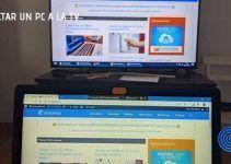 Cómo Compartir la Pantalla de Windows con una Televisión