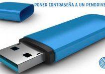 Cómo proteger una memoria USB con contraseña de acceso
