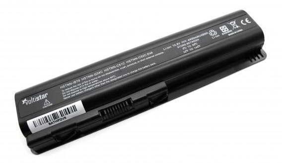 Batería compatible de un portátil hp