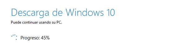 Descarga de Windows 10