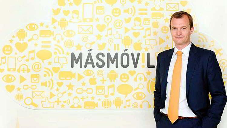 El artífice del éxito de Masmovil