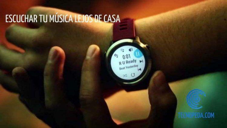 Reloj Garmin con Spotify