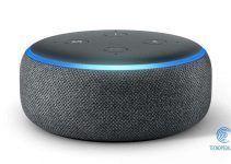 Conectar Amazon Alexa Echo Dot a una Red Wifi