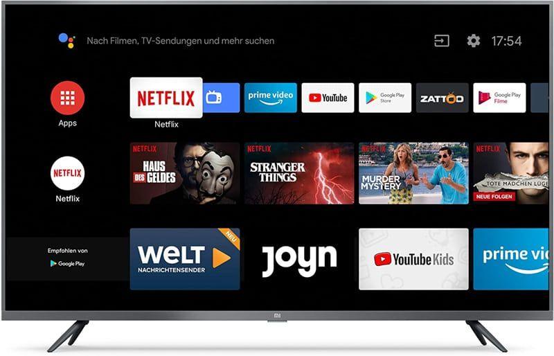 tv android Xiaomi Mi Led 4s