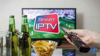 Smart IPTV en un Smart tv Samsung