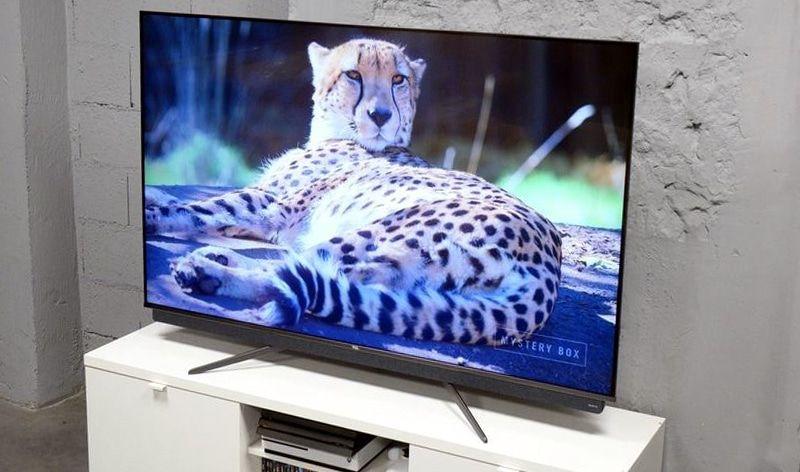 modelo de televisores TCL 40Es56