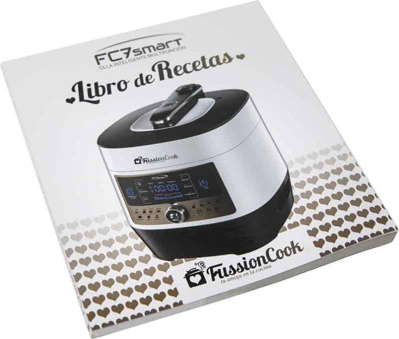 recetas para el robot de cocina