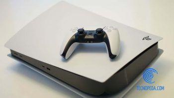 PS5 con el nuevo mando dualsense