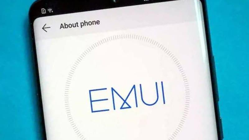 emui en móviles huawei