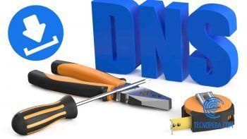 Herramientas para cambiar DNS