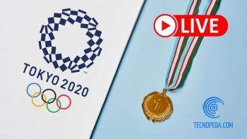 Medalla de oro en Tokyo 2020