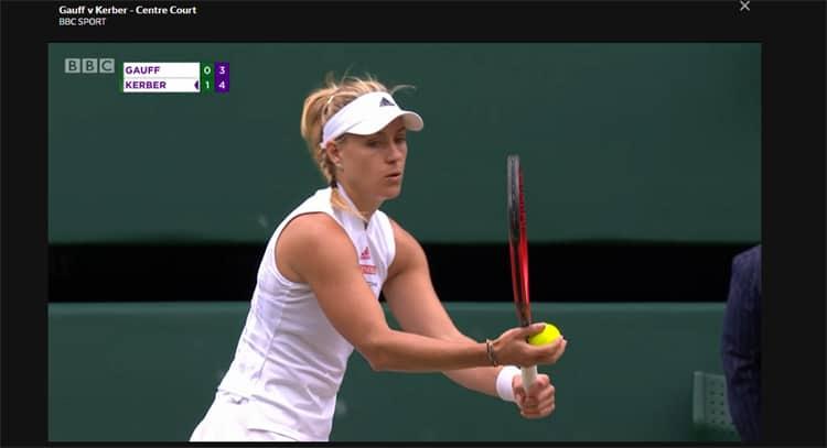 Cómo ver el torneo de tenis de Wimbledon gratis por internet