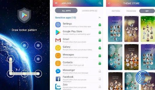 Bloqueo de app para poner contraseñas a aplicaciones en Android