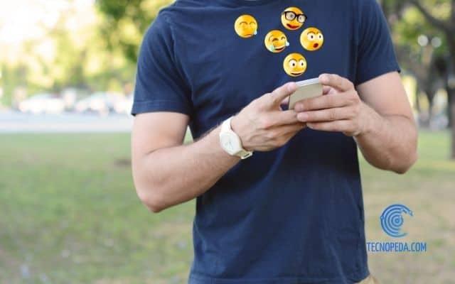los nuevos emoticonos de whatsapp en Ios