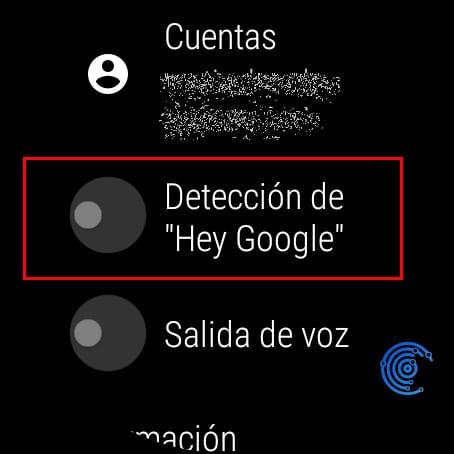 configurar ok google en wear os