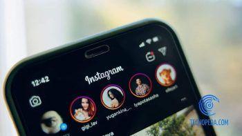 Historias de Instagram en el móvil