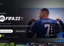 Descargar Fifa 22 con EA Play en Playstation 5