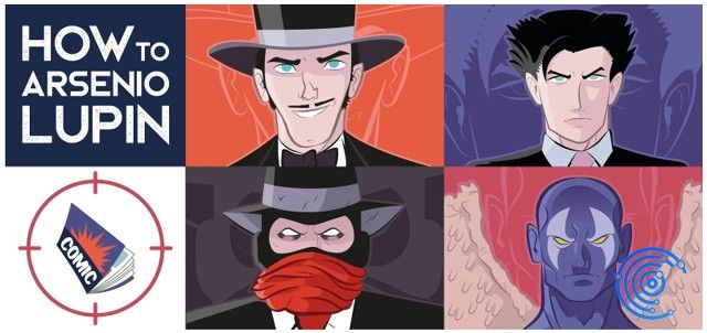 web de How to Arsenio Lupin