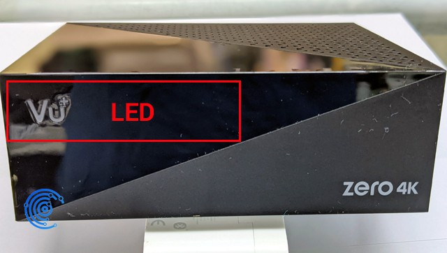 led del Vu+ Zero4k
