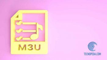 Archivo con listas m3u