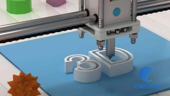 Figura 3d hecha con una impresora 3d